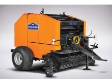 KE 1245 Sabit Odalı Rotorlu Rulo Balya Makinası