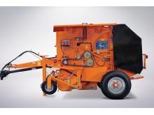 KE 1250 Rulo Balya Makinası
